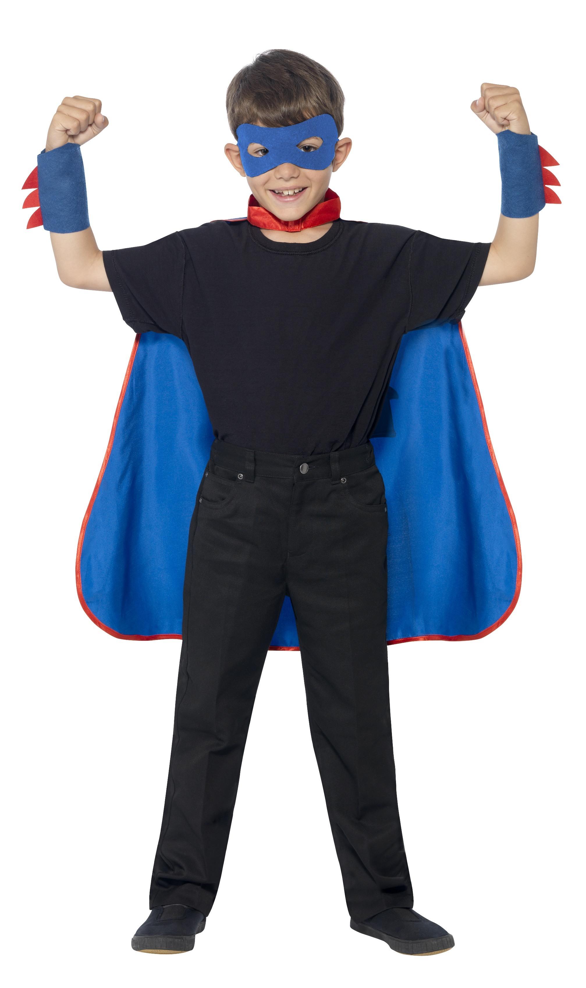 Superhjälte Tillbehörskit För Barn