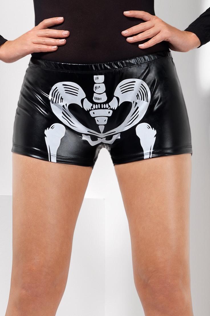 Hotpants Skelett