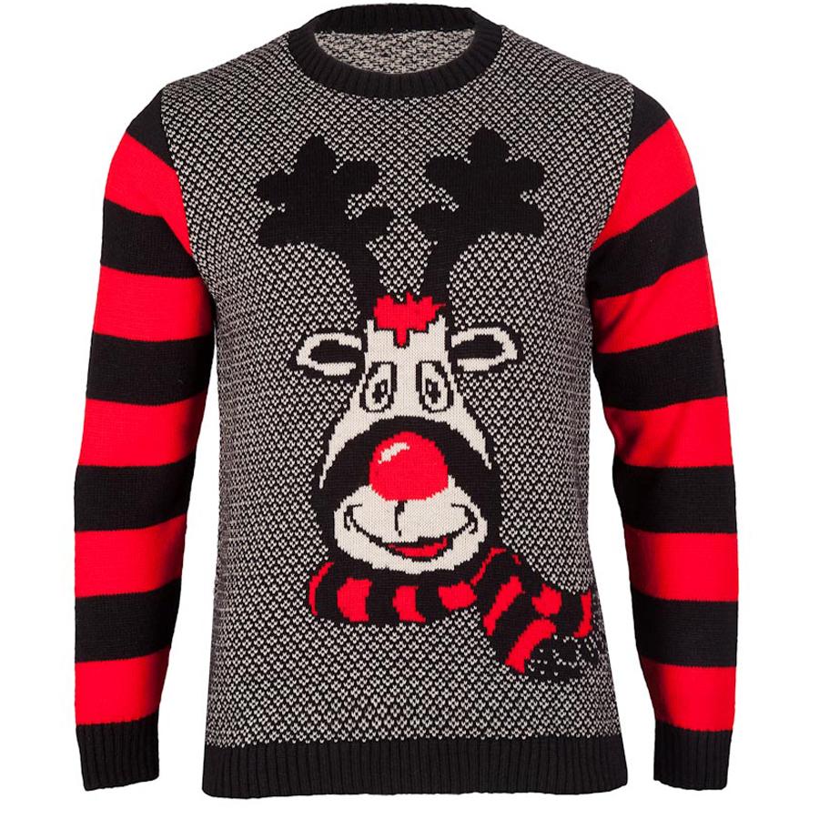Jultröja Rudolf med Röda Mulen