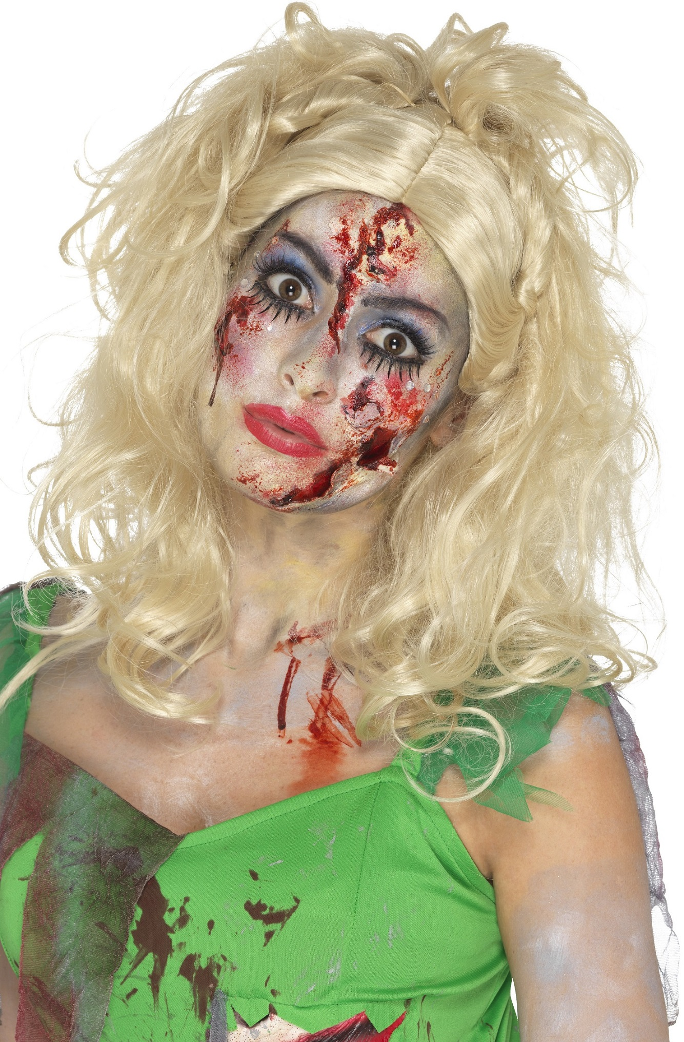Peruk Zombie Fe