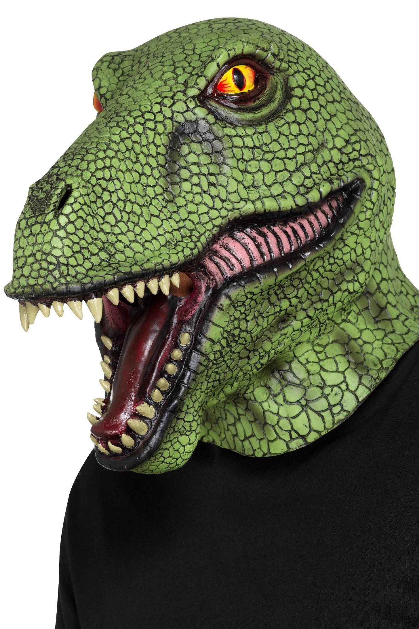Dinosaurie - Mask Dinosaurie