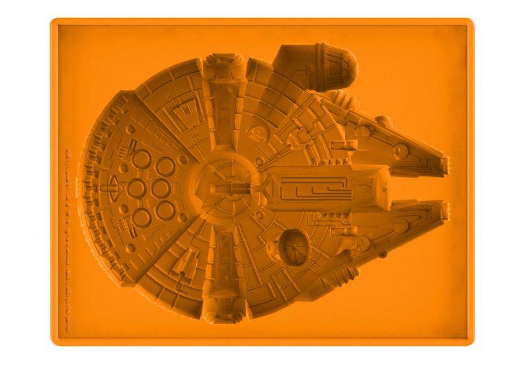 Star Wars DX Silikonbricka Millennium Falcon thumbnail