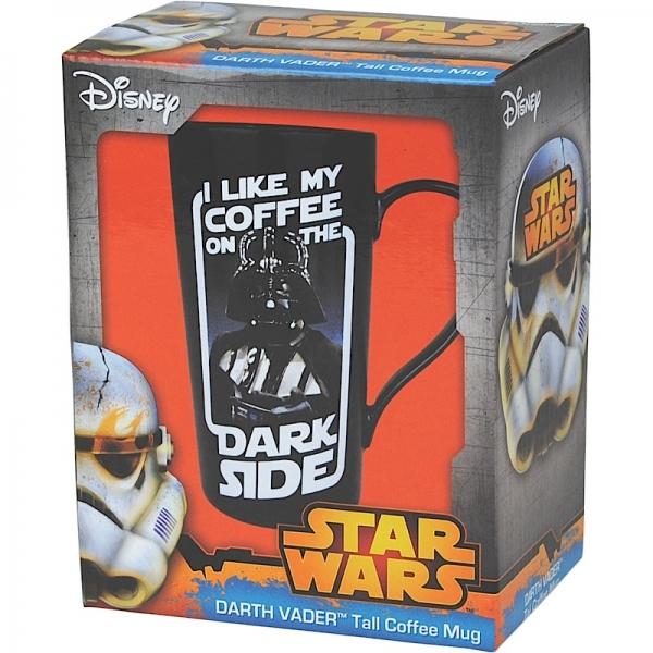 Star Wars Darth Vader Lattemugg thumbnail