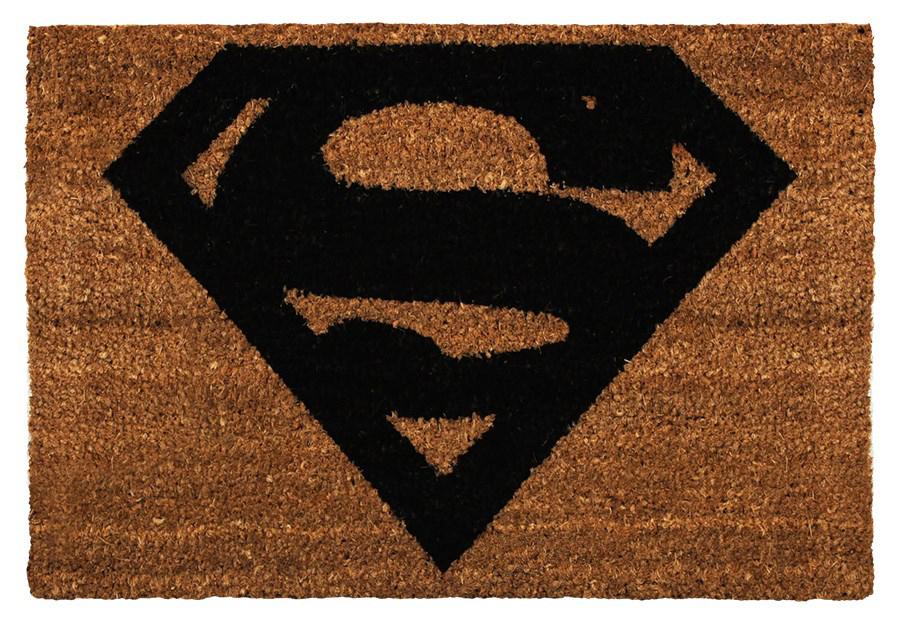 Superman Dörrmatta Logo thumbnail