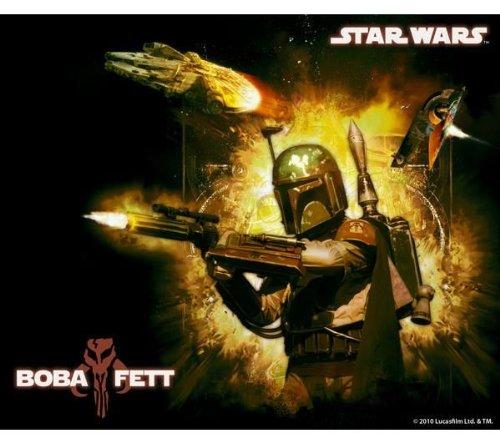 Star Wars - Boba Fett musmatta thumbnail