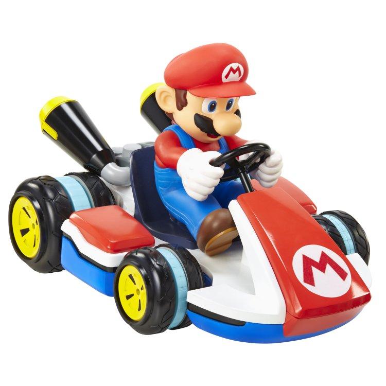 Nintendo Mariokart Radiostyrd Super Mario