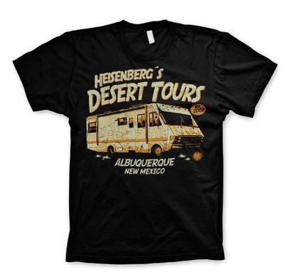 Breaking Bad Desert Tours T-Shirt thumbnail