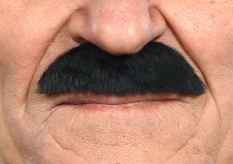 Mustasch Ned Flanders