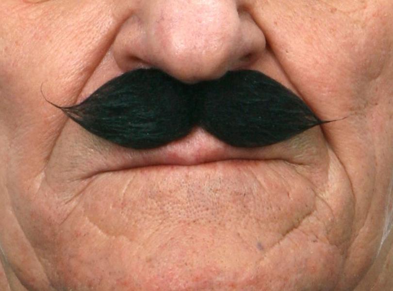 Mustasch Handlebar