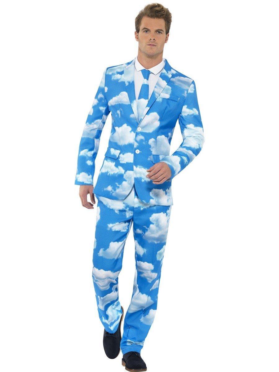 Himmelsblå kostym thumbnail