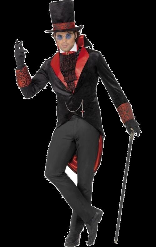 Dracula-dräkt