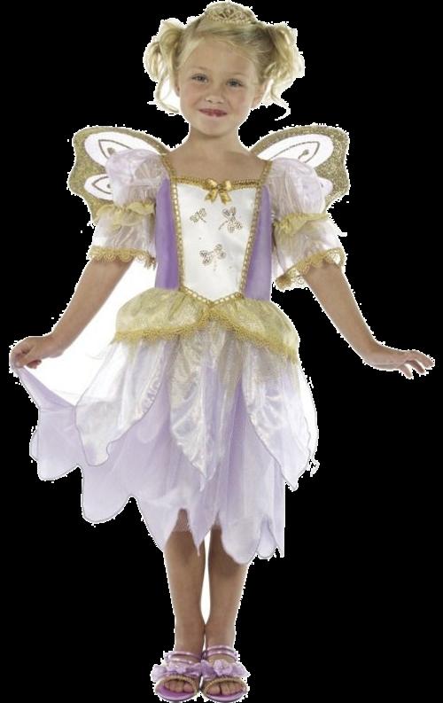 Fe Prinsessa Maskeraddräkt