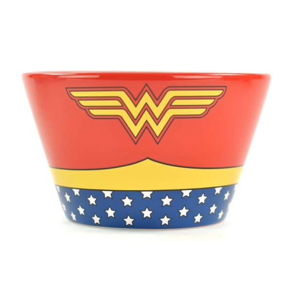 Wonder Woman Frukostskål