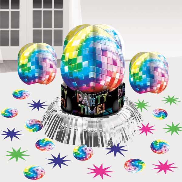 Bordsdekoration Kit Disco