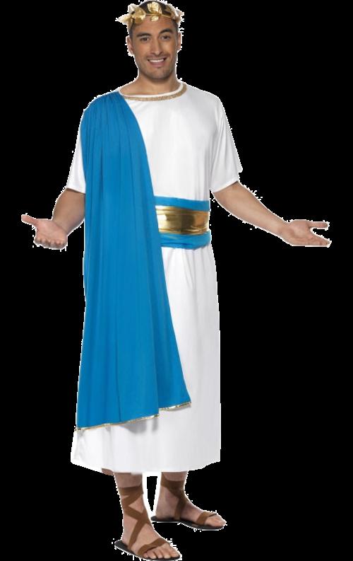 Romersk senator-dräkt