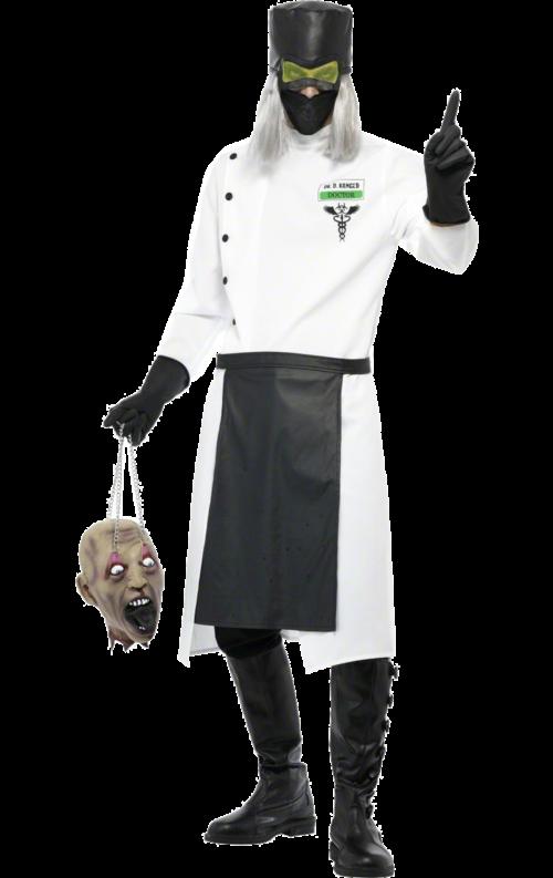 Ond Doktor Maskeraddräkt