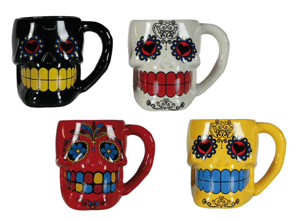 Day of the Dead Mugg
