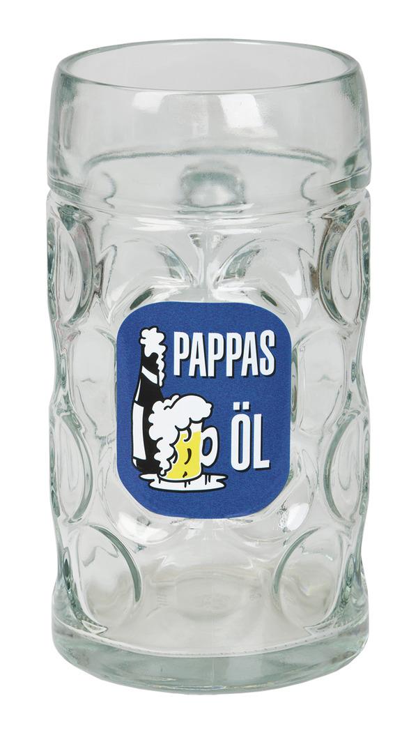 Ölstop Pappas Öl
