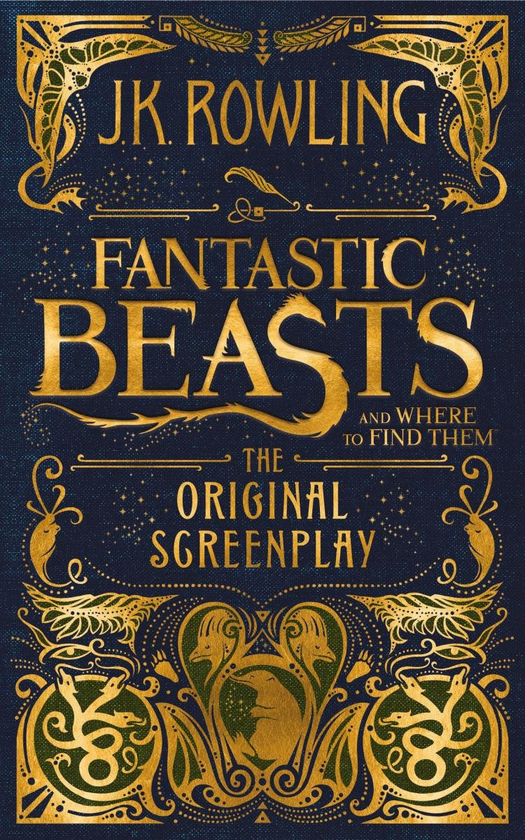 Fantastic Beasts: The Original Screenplay thumbnail