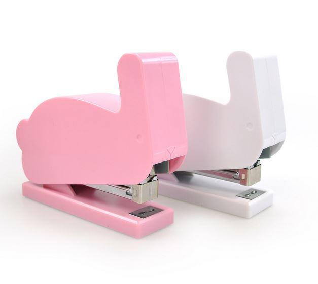 Bunny Stapler- Vit Kaninhäftapparat