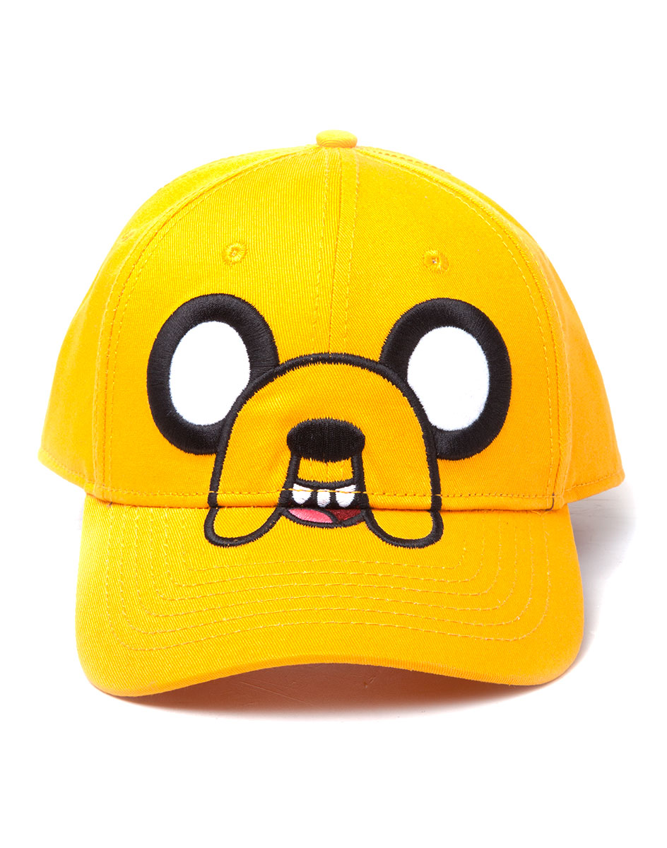 Adventure Time Jake Justerbar Keps