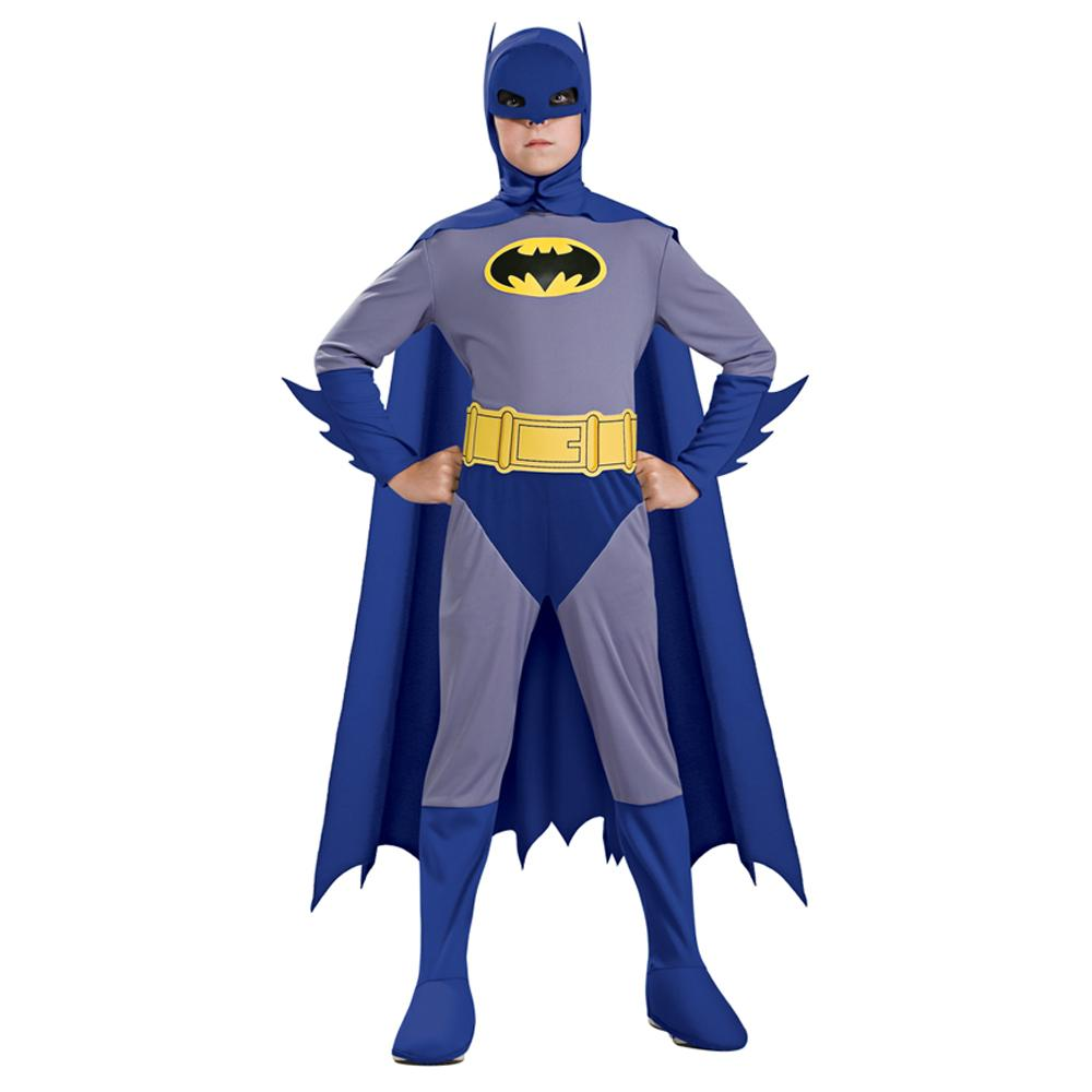 Batman Maskerad Barn