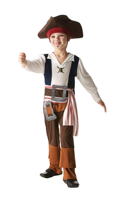 Jack Sparrow Maskeraddräkt Barn