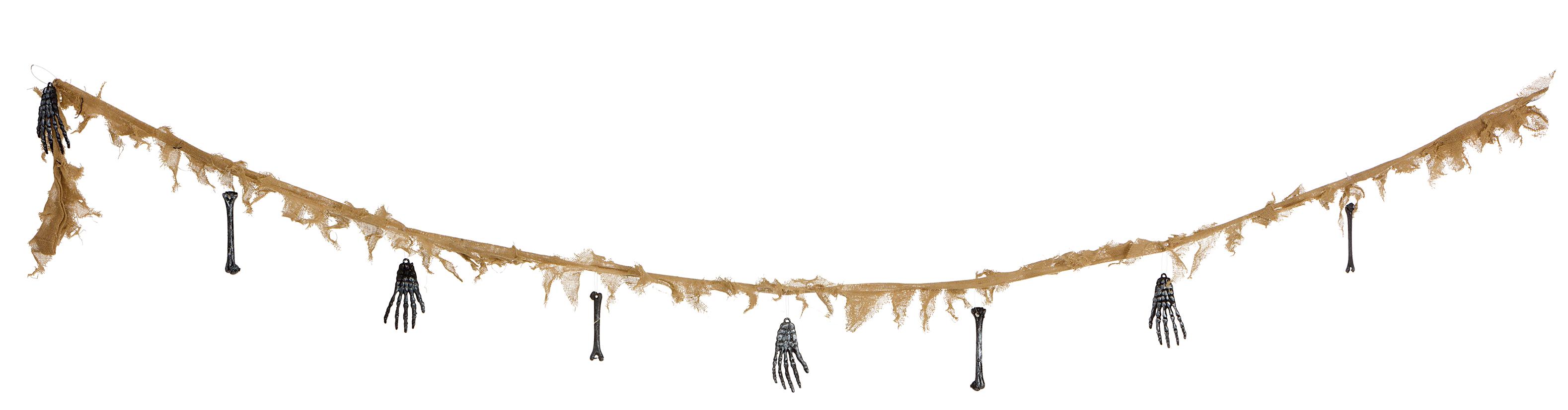 Girlang Skelettdelar