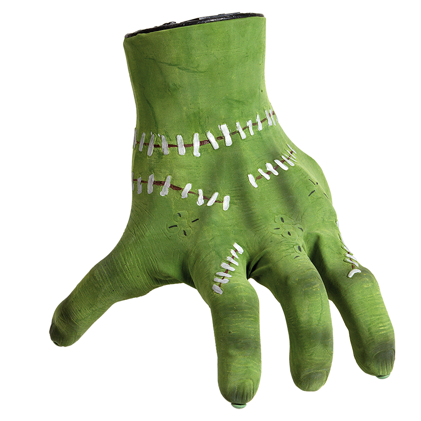 Krypande Hand Halloween