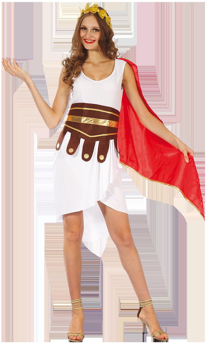 Romare Kvinna Maskeraddräkt