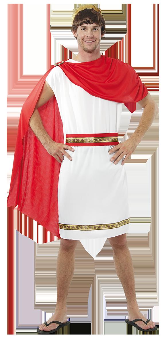 Romare Man Maskeraddräkt