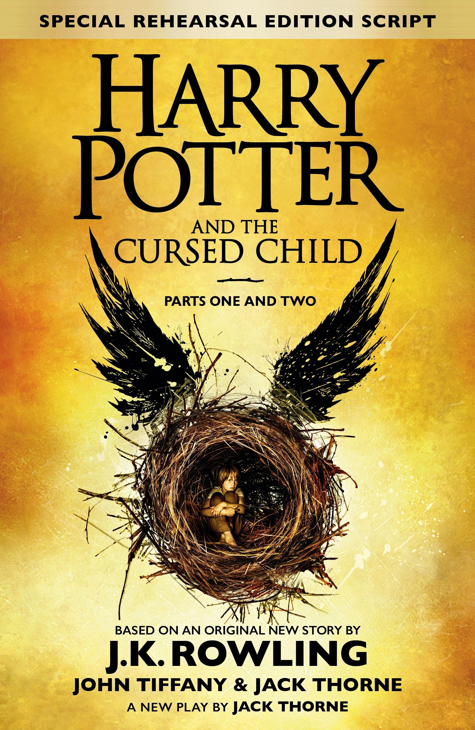 Harry Potter and the Cursed Child thumbnail