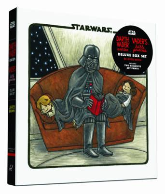 Darth Vader and Son/Vader's Little Princess Deluxe Boxed Set thumbnail
