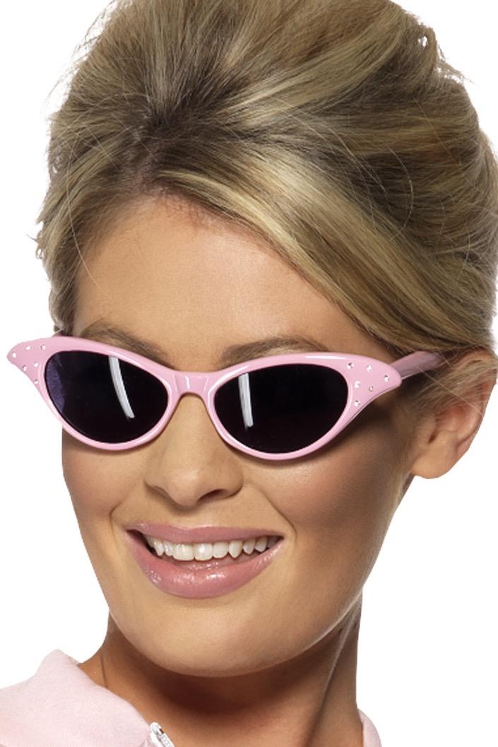 Solglasögon Rosa Rockare