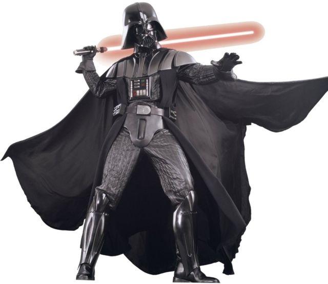 Darth Vader Supreme Maskeraddräkt thumbnail