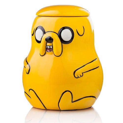 Adventure Time Jake Kakburk