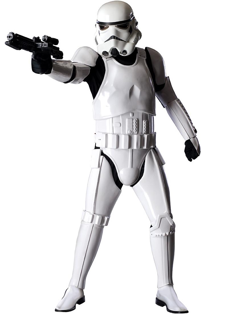 Stormtrooper Supreme Maskeraddräkt thumbnail