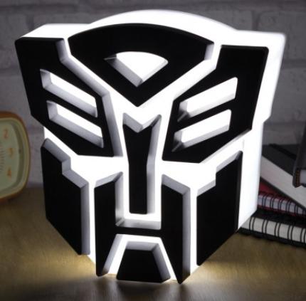 Transformers Autobot-lampa thumbnail