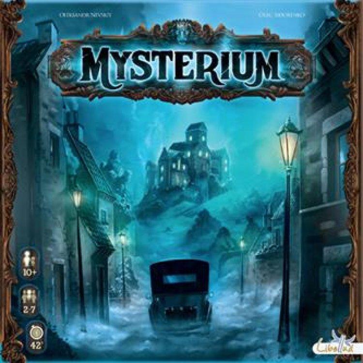 Mysterium, Sällskapsspel
