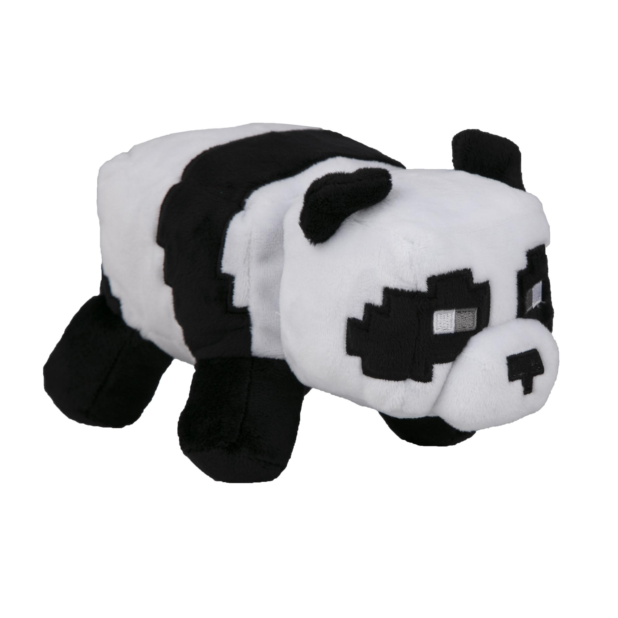 Minecraft Panda Happy Explorer Mjukisdjur