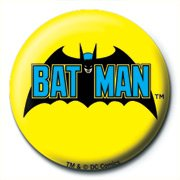 DC COMICS - BATMAN RETRO LOGO KNAPP thumbnail