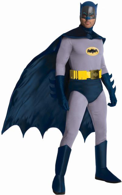 Batman Grand Heritage 1966 Maskeraddräkt