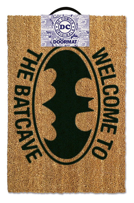 Batman Dörrmatta Welcome To The Batcave