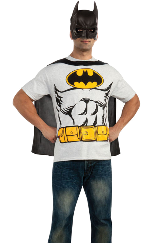 BATMAN T-SHIRT DRÄKT