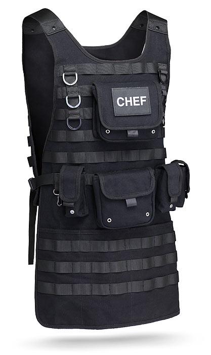 Tactical BBQ Förkläde