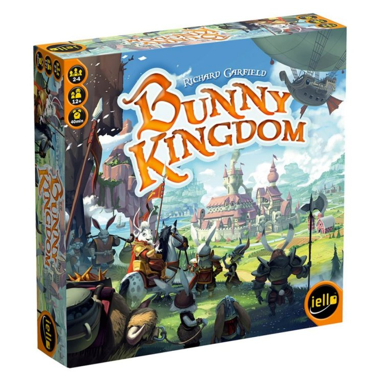 Bunny Kingdom, Strategispel