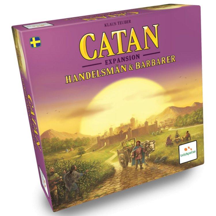 Catan: Handelsmän och Barbarer, Expansion