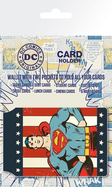 Superman Korthållare Retro thumbnail