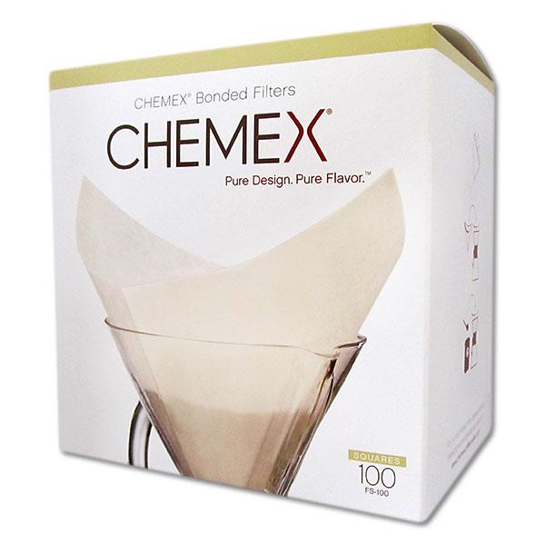 Chemex Kaffefilter 100 pack