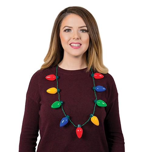 Julbelysning Halsband